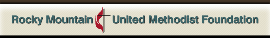 Rocky Mountain United Methodist Foundation